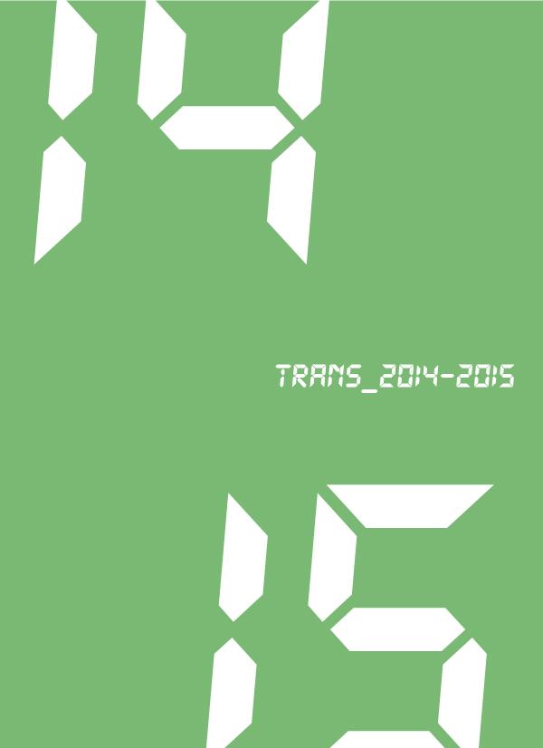 """レジデンス・サポート """"trans_2014-2015"""""""