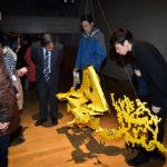 Hecomi Study Exhibition photo by Michihiro Ota