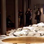 Gallery Talk at Opening Reception photo by Michihiro Ota